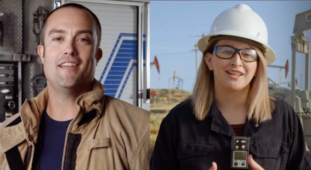 California energy employees in CEI's new ads highlighting the vital role of the oil and workforce in the Central Valley.